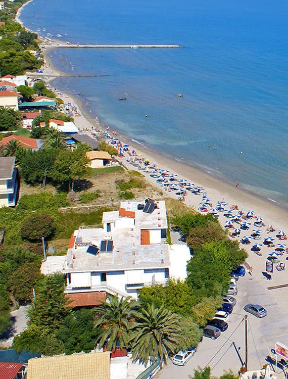 Taxi transfer in Zakynthos Zante